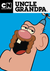 Uncle Grandpa Sitter