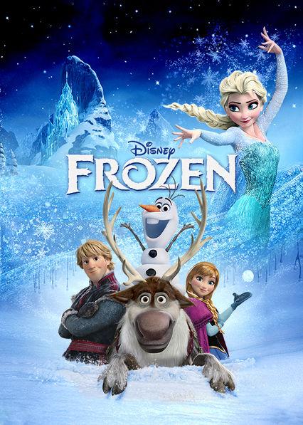 Frozen Netflix AR (Argentina)