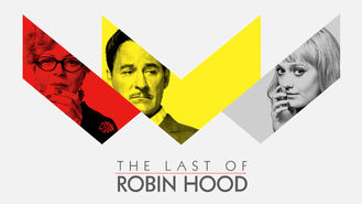 Netflix box art for The Last of Robin Hood