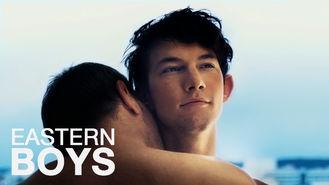 Netflix box art for Eastern Boys