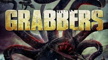 Netflix box art for Grabbers