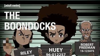 Netflix Box Art for Boondocks - Season 3, The