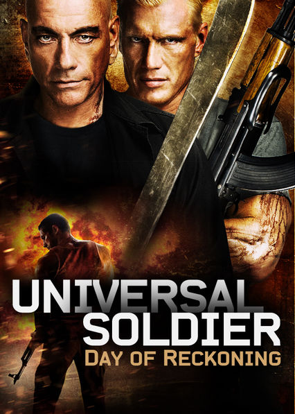 Universal Soldier: Day of Reckoning Netflix UY (Uruguay)