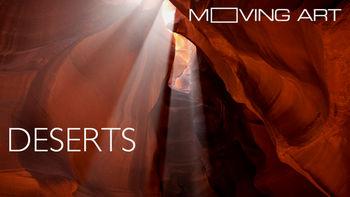 Netflix box art for Moving Art: Deserts