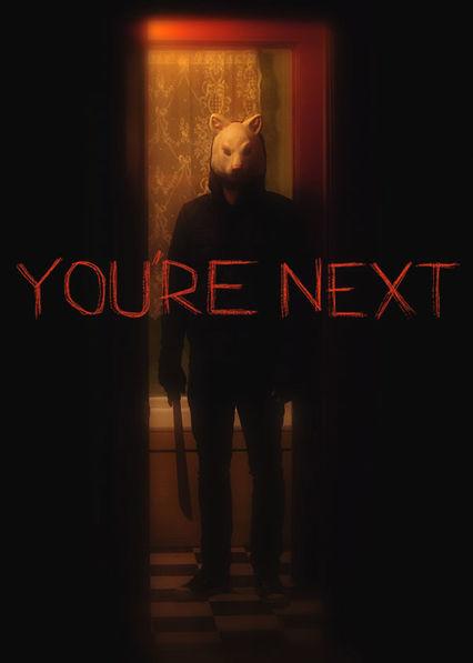 You're Next Netflix AU (Australia)