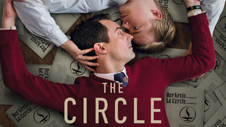 Netflix box art for The Circle