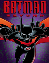 Batman Beyond: Season 2: Zeta