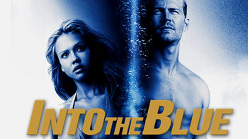 Netflix box art for Into the Blue
