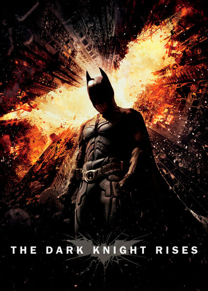 The Dark Knight Rises Netflix IN (India)