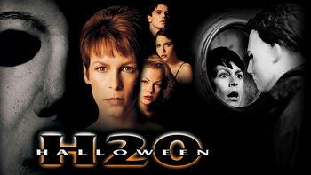 Netflix box art for Halloween: H2O