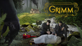 Netflix box art for Grimm - Season 1