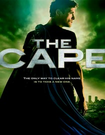 The Cape: Season 1: Scales