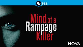 Netflix box art for Nova: Mind of a Rampage Killer