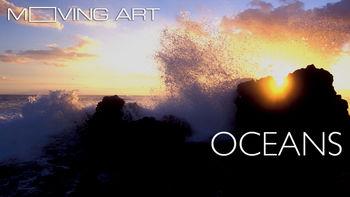 Netflix box art for Moving Art: Oceans