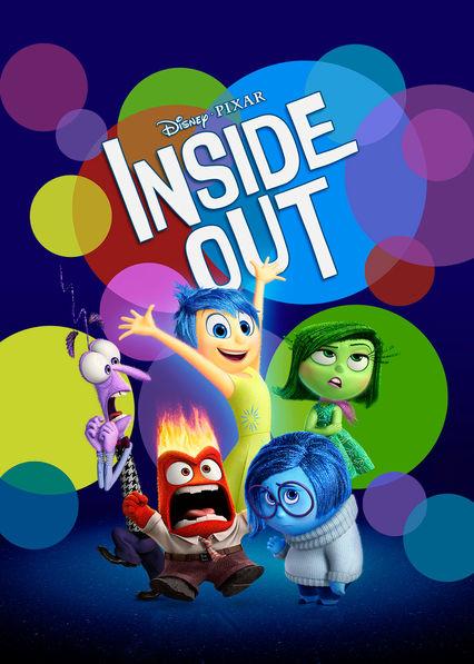 Inside Out Netflix ES (España)