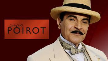 Netflix box art for Agatha Christie's Poirot - Series 2