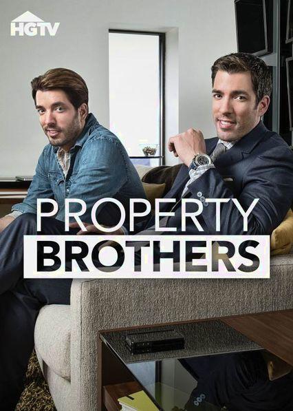 Property Brothers Netflix BR (Brazil)