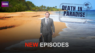 Netflix box art for Death in Paradise - Season 2