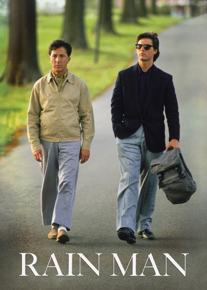Rain Man Netflix UK (United Kingdom)