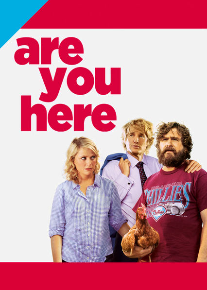 Are You Here Netflix CL (Chile)