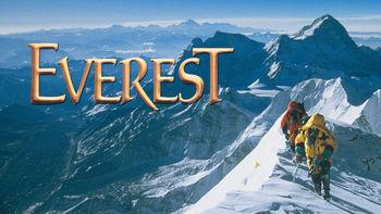 Netflix box art for Everest: IMAX