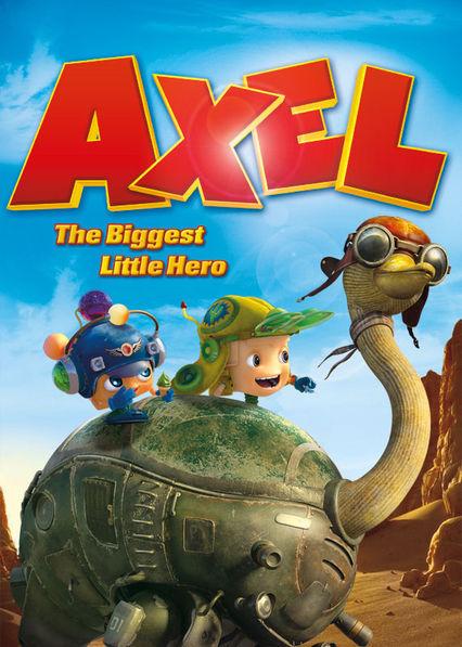 Axel: The Biggest Little Hero Netflix US (United States)