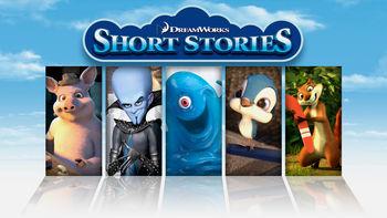 Netflix box art for DreamWorks Short Stories - Season 1