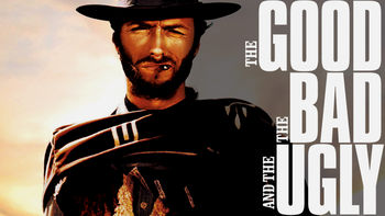 Netflix box art for The Good, the Bad and the Ugly