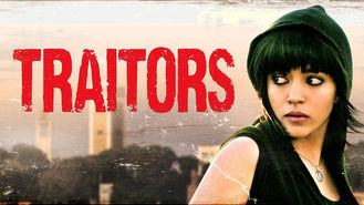 Netflix Box Art for Traitors