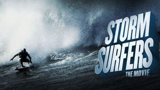 Is Storm Surfers on Netflix?