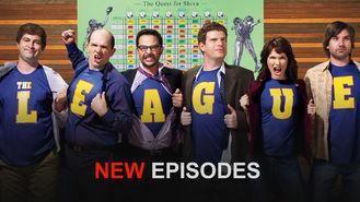 Netflix box art for The League - Season 7