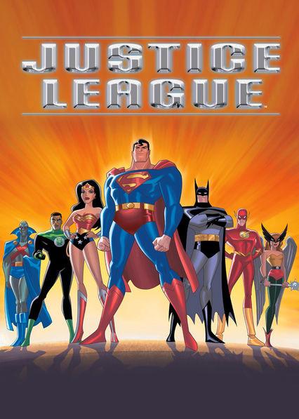 Justice League Netflix US (United States)