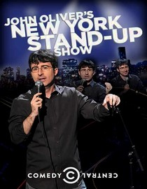 John Oliver's New York Stand-Up Show: Season 2: Episode 6