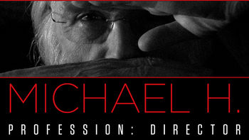 Netflix box art for Michael H. Profession: Director