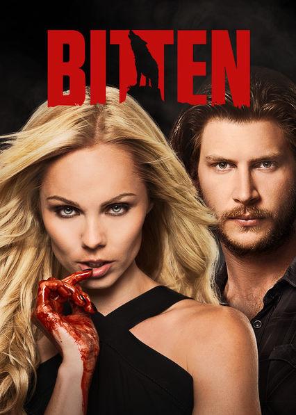 Bitten Netflix BR (Brazil)