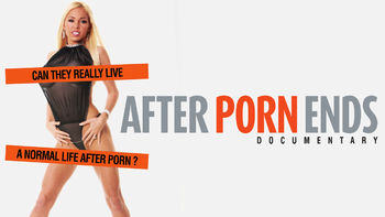 Netflix box art for After Porn Ends