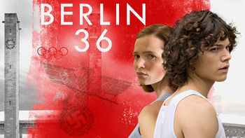 Netflix box art for Berlin 36