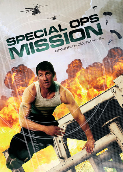 Special Ops Mission Netflix UK (United Kingdom)