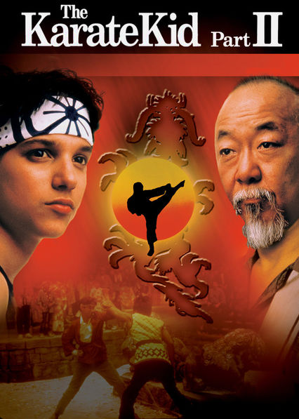 The Karate Kid Part II Netflix PH (Philippines)