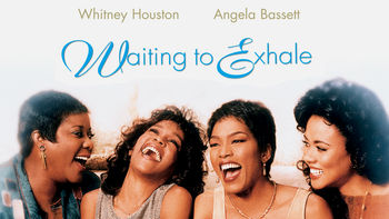 Netflix box art for Waiting to Exhale