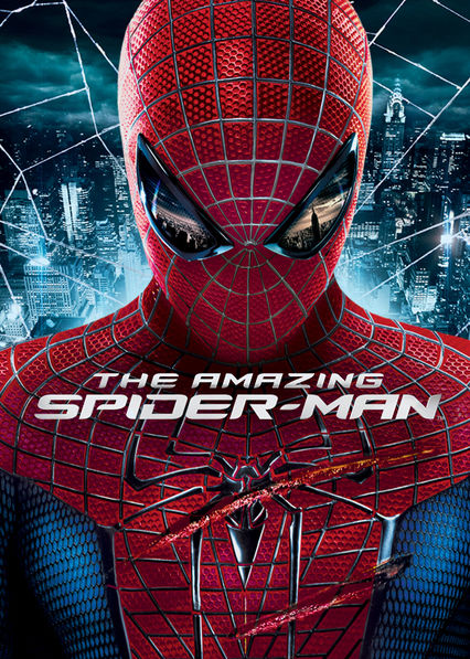 The Amazing Spider-Man Netflix CL (Chile)