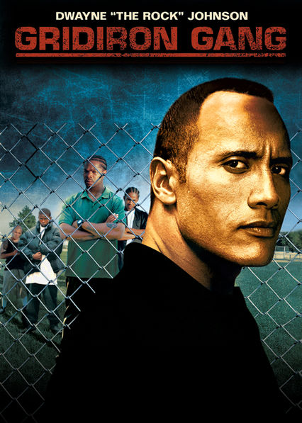 Gridiron Gang Netflix DO (Dominican Republic)