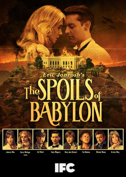 The Spoils of Babylon Netflix US (United States)