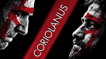 Netflix box art for Coriolanus