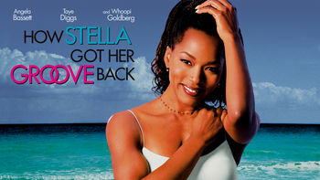 Netflix box art for How Stella Got Her Groove Back