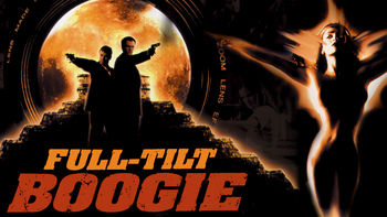 Netflix box art for Full-Tilt Boogie