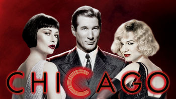 Netflix box art for Chicago