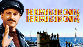 Netflix box art for The Russians Are Coming ...