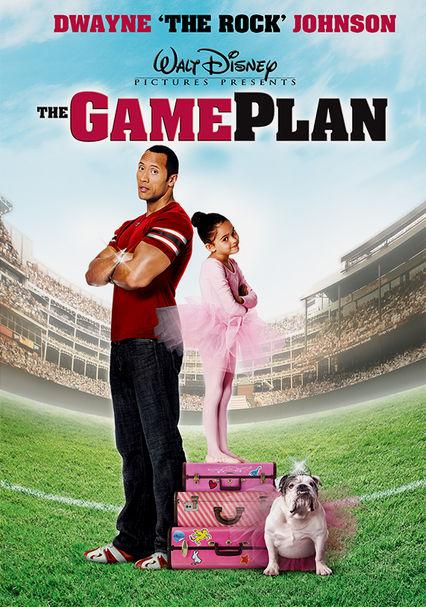 The Game Plan Netflix BR (Brazil)