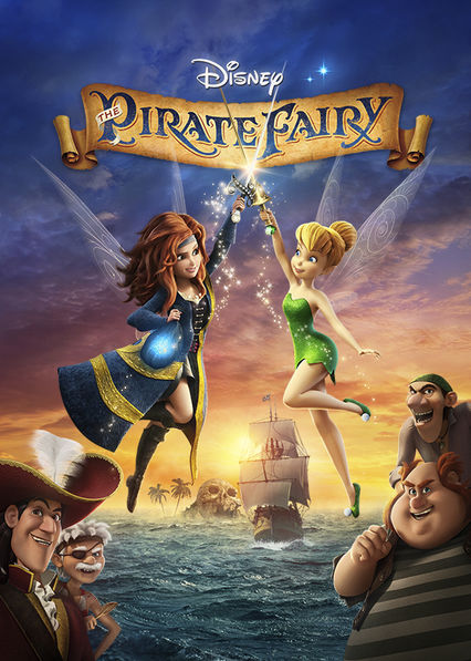 The Pirate Fairy Netflix BR (Brazil)